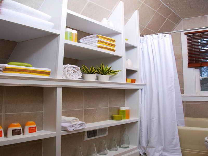 Storage Small Bathroom Ideas