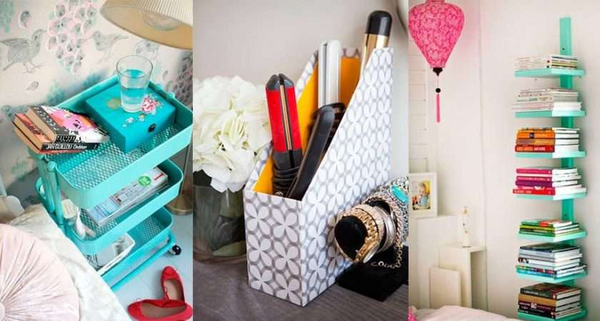 Storage Solutions Small Places