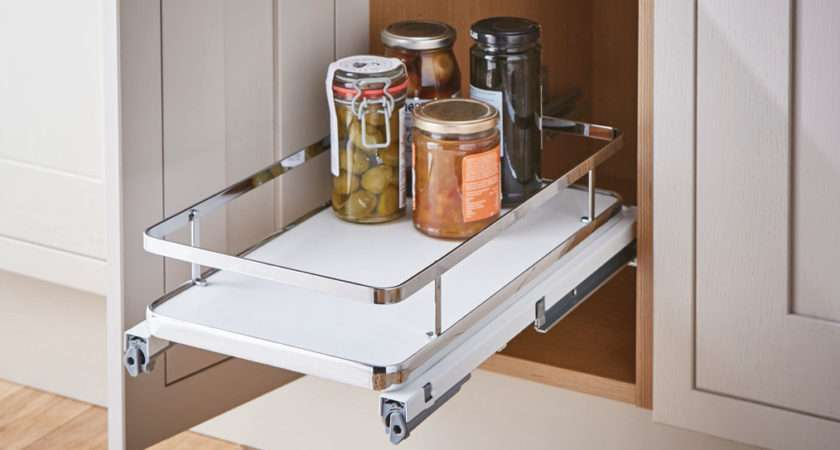 Storage Solutions Utilise Kitchen Space Well Save