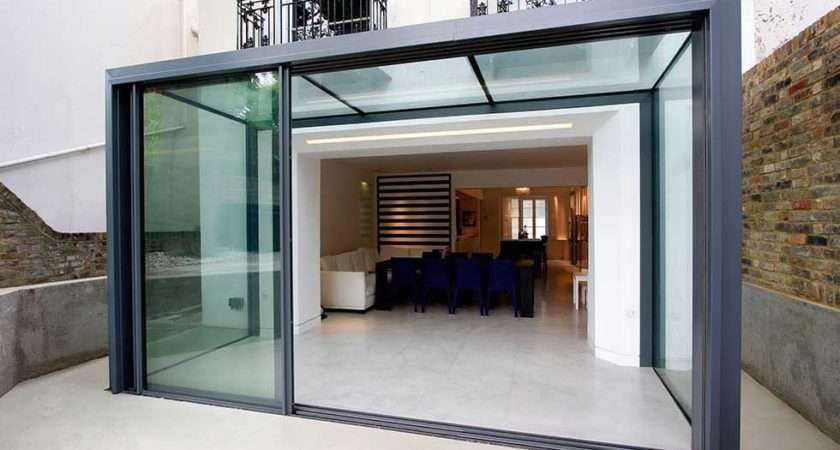 Striking Glass Extension Designs Real Homes