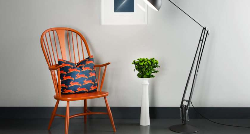 Striking Large Scale Anglepoise Type Maxi Floor Lamp Offers