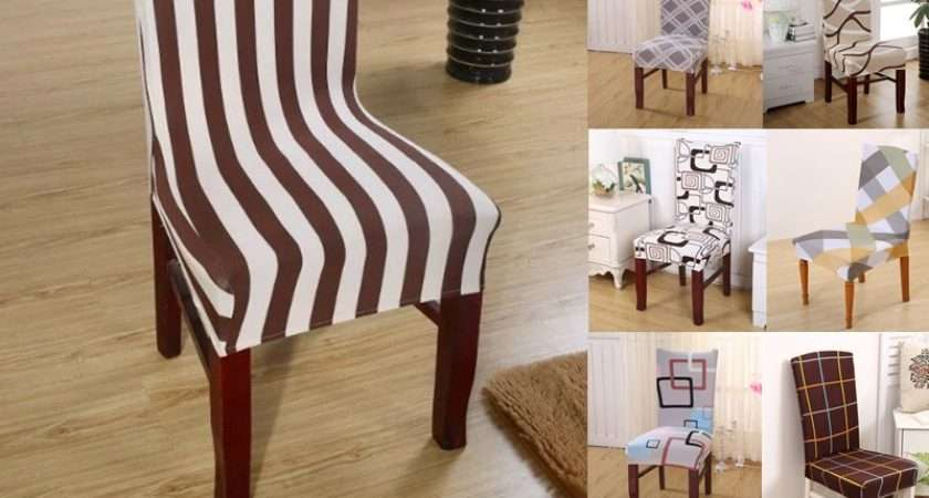 Striped Chair Covers Promotion Shop Promotional