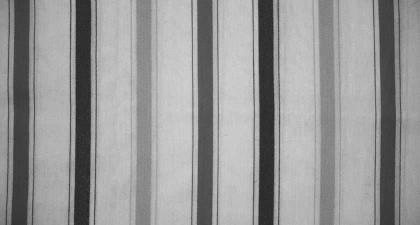 Striped Fabric Texture Gray White High