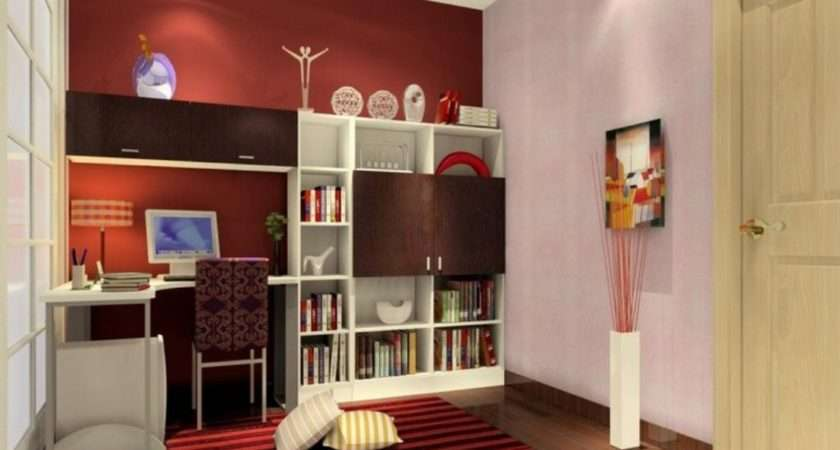 Study Rooms Ideas Wall Color Combinations