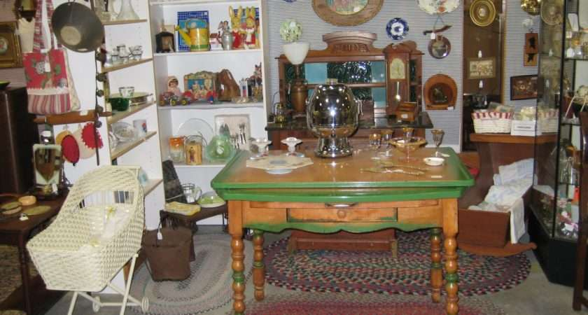 Stuff Antique Booth Display Ideas Importance Planning