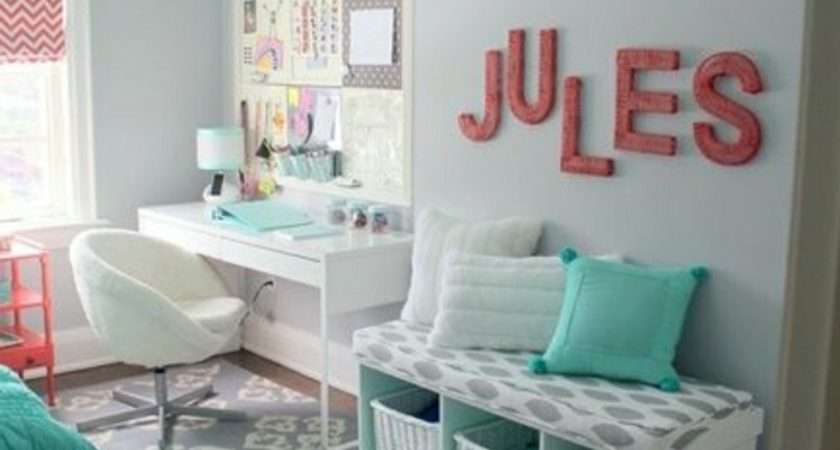 Stunning Ideas Teen Girl Bedroom