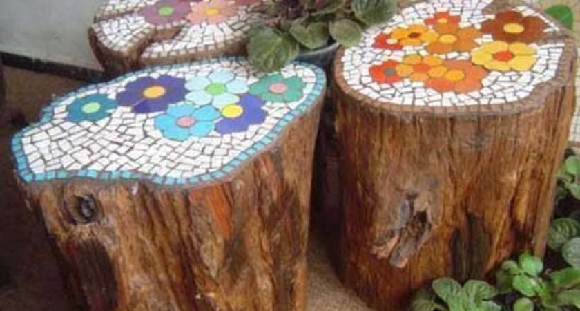 Stunning Mosaic Projects Your Garden Amazing Diy