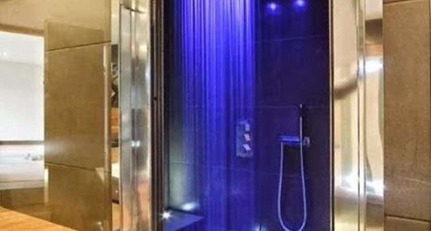 Stunning Rain Shower Designs