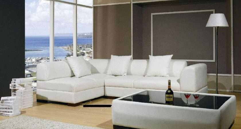 Stunning Small Shaped Couches