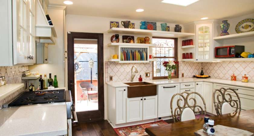 Style Decorating Ideas Kitchen Eclectic Design