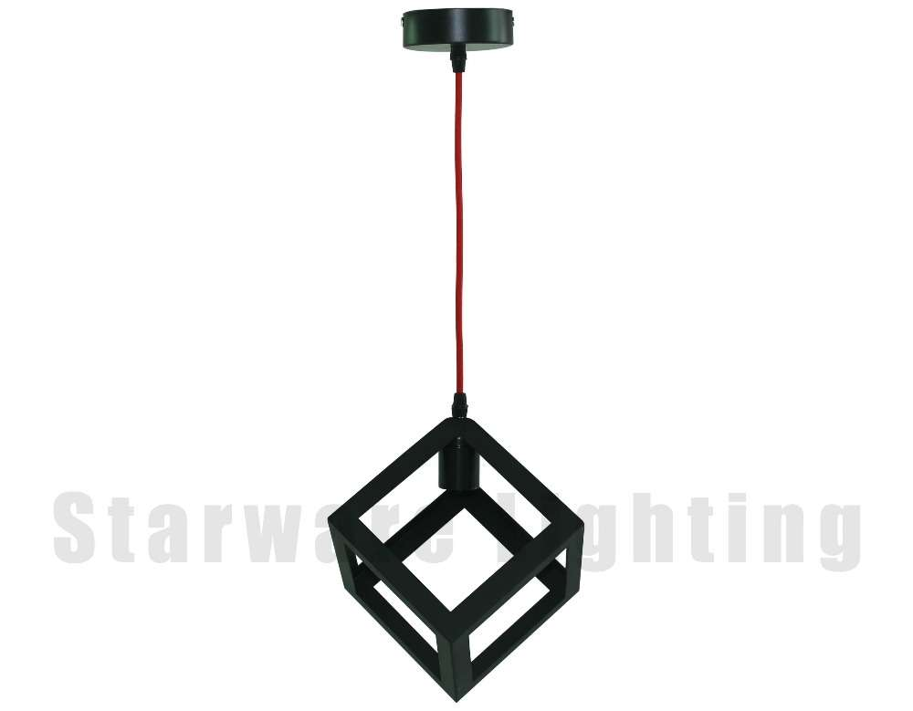 Style Industrial Pendant Light Country Lamp Hanging