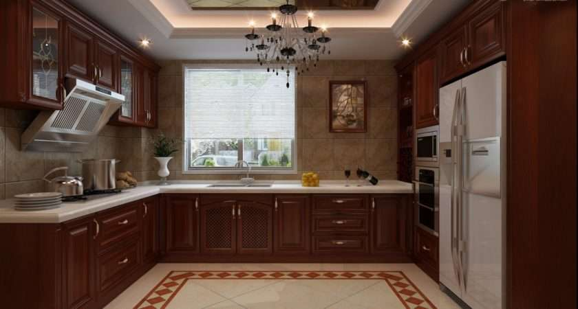 Style Kitchen Cabinets American Design