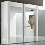 Style Mirrored Sliding Door Wardrobe