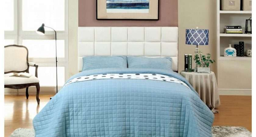 Style Small Upholstered Headboards Home