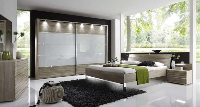 Stylform Eos Wood Glass Contemporary Bedroom Furniture