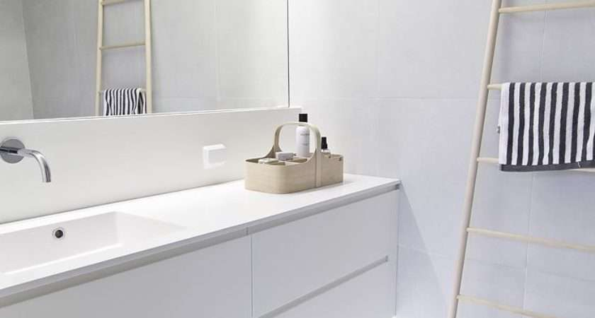 Stylish Laconic Minimalist Bathroom Cor Ideas Digsdigs