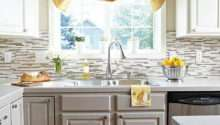 Stylish Two Tone Kitchen Cabinets Your Inspiration