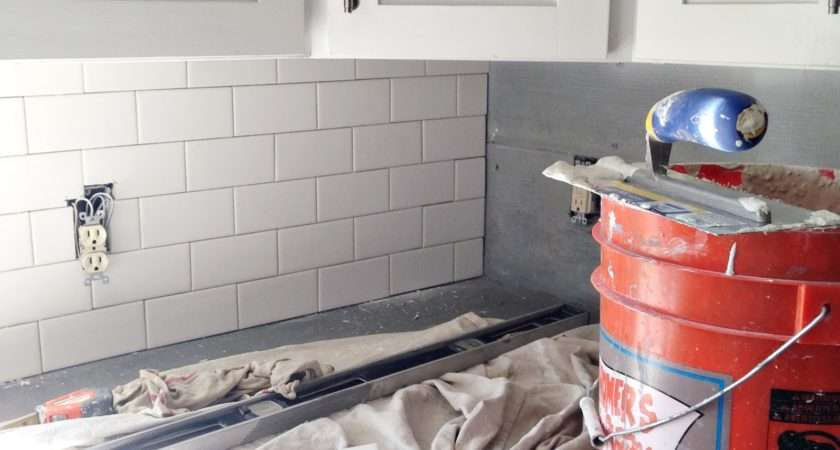 Subway Tile Installation Tips Grouting Fusion