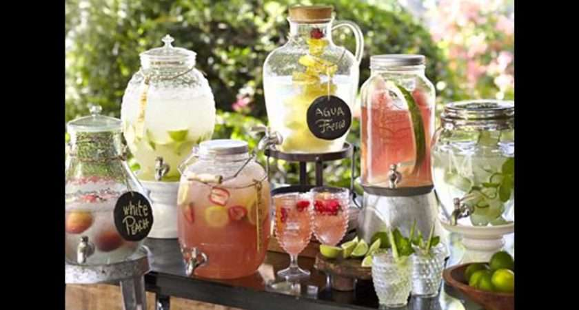 Summer Garden Party Decorations Youtube