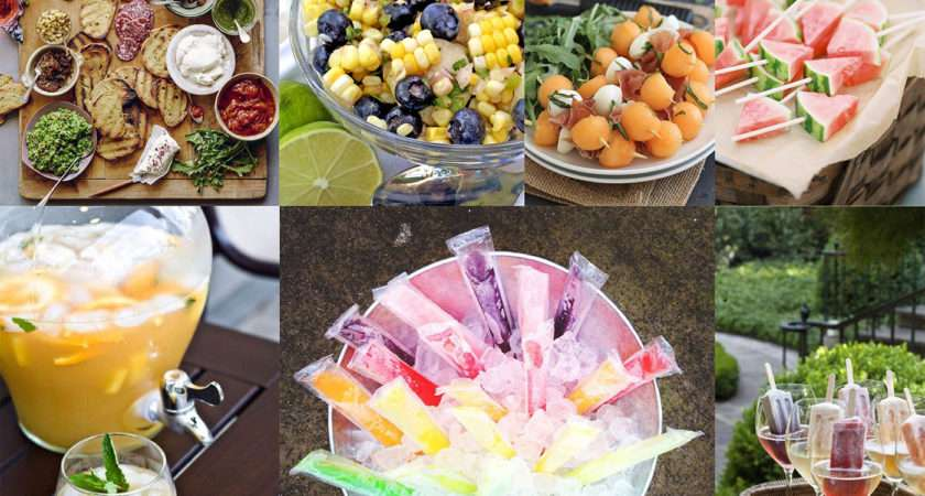 Summer Party Ideas Top Spice Africa