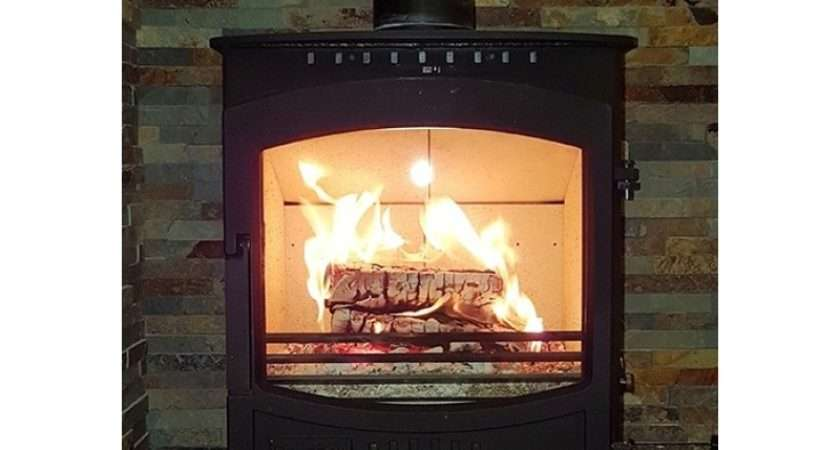 Sunvision Defra Approved Wood Burning Multi Fuel Stove