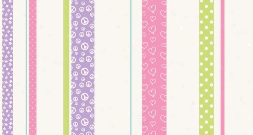 Sweets Wall Decals Pink Hooks Home