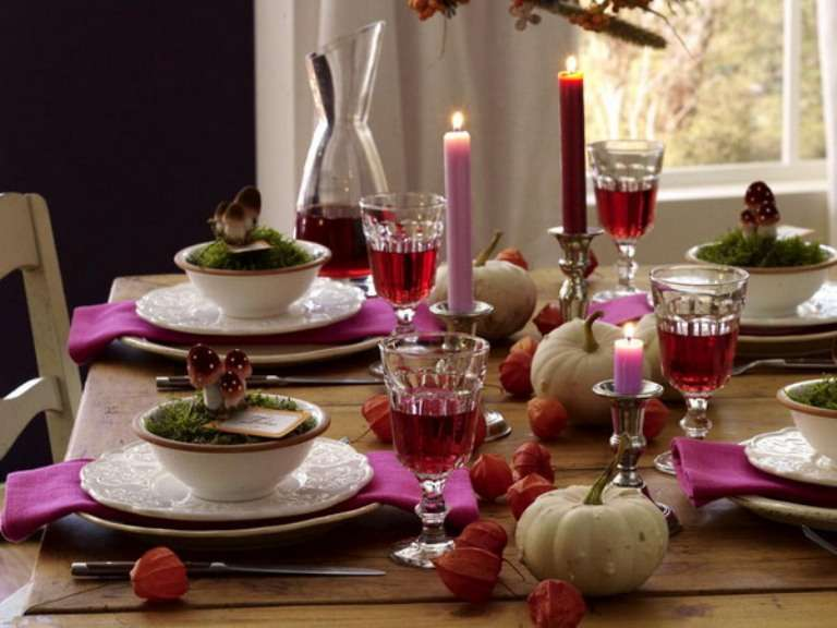 Table Kids Check Out These Cool Thanksgiving Decor Ideas