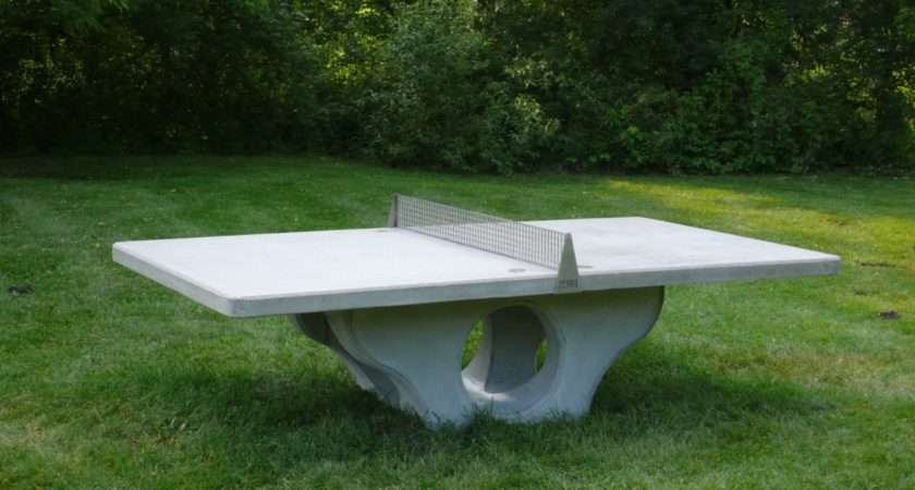Table Tennis Ping Pong Exterieur Outdoor