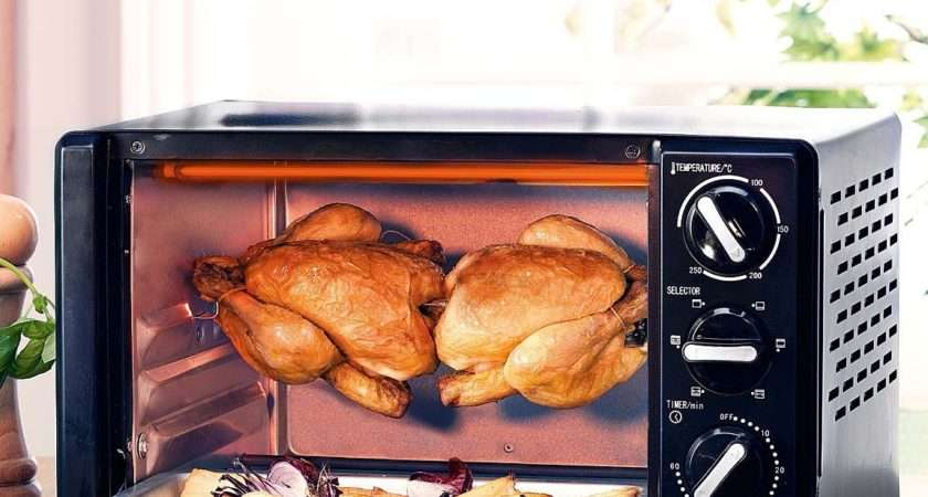 Table Top Mini Oven Rotisserie Home
