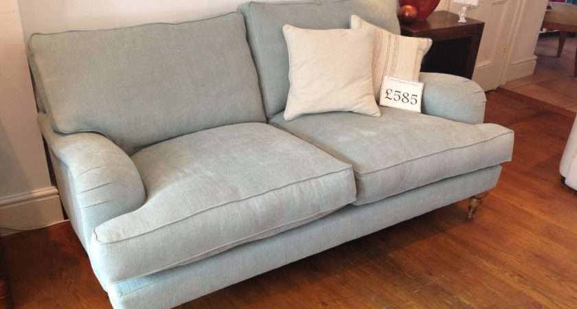 Take Look Beautiful John Lewis Sofa Lovely Duck Egg Blue