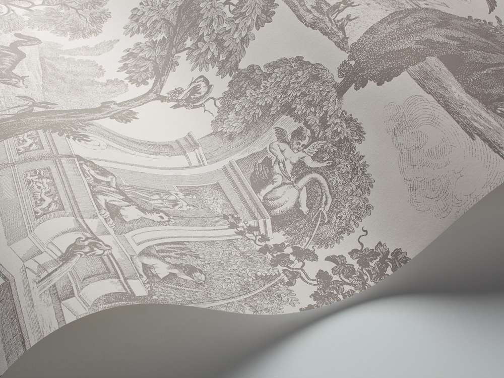 Taking Another Look Toile Elements Style Blog