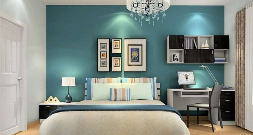 Teal Bedroom Ideas Many Colors Combination