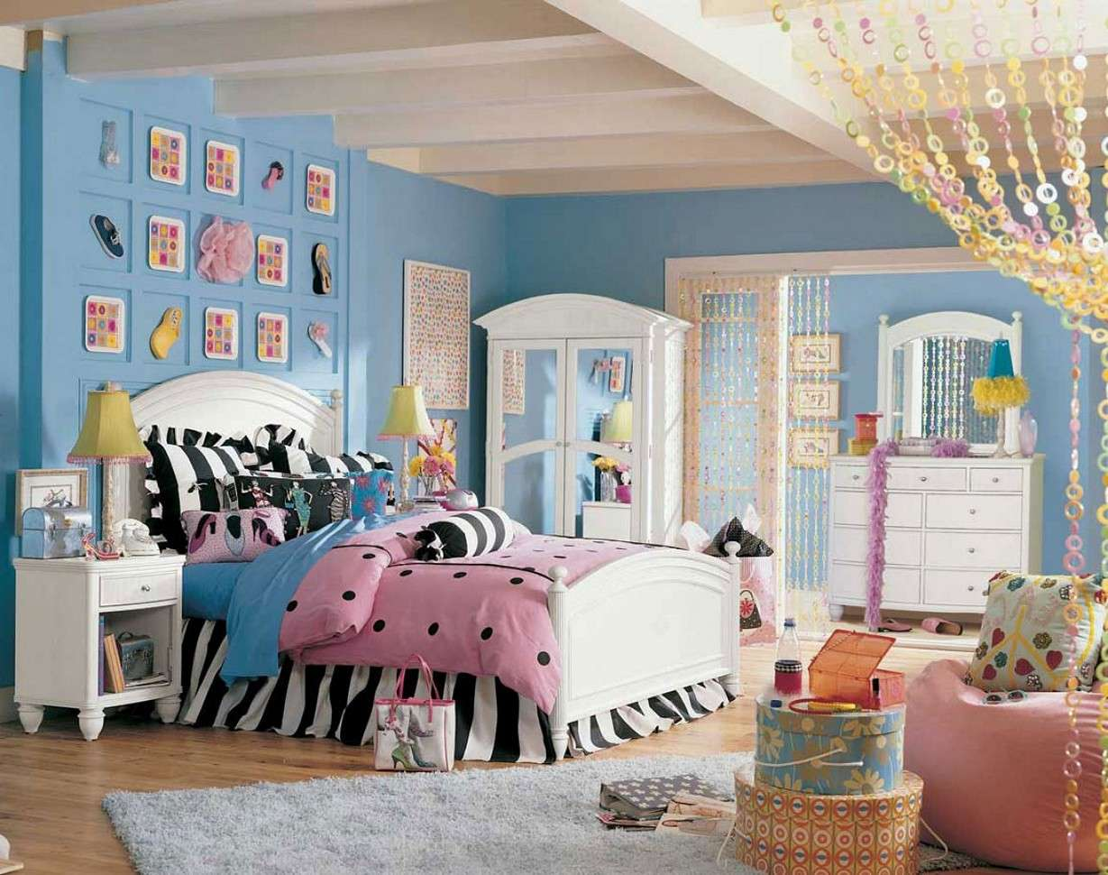 Teen Girls Bedroom Ideas Decoration Inspiration Golime