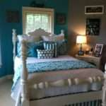 Teen Room Makeover Turquoise Decor Door