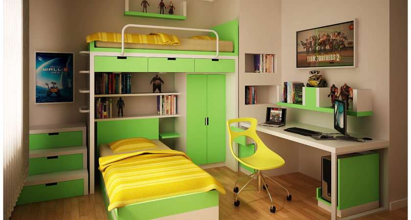 Teen Room Semsa