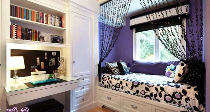 Teenage Girl Bedroom Ideas Small Bedrooms Home Decorating Rooms