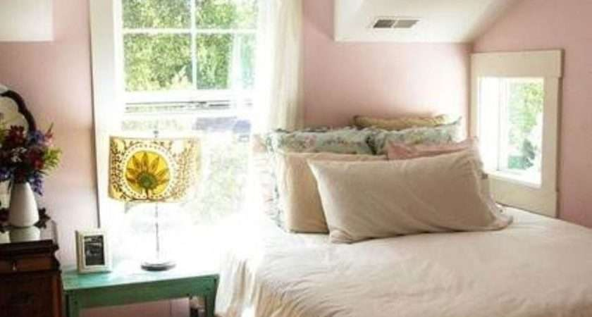 Teens Bedroom Attic Teen White Color Theme Feature