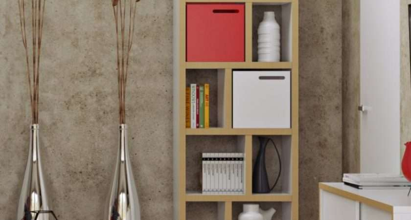 Temahome Berlin Bookcase Contemporary Furniture Modern