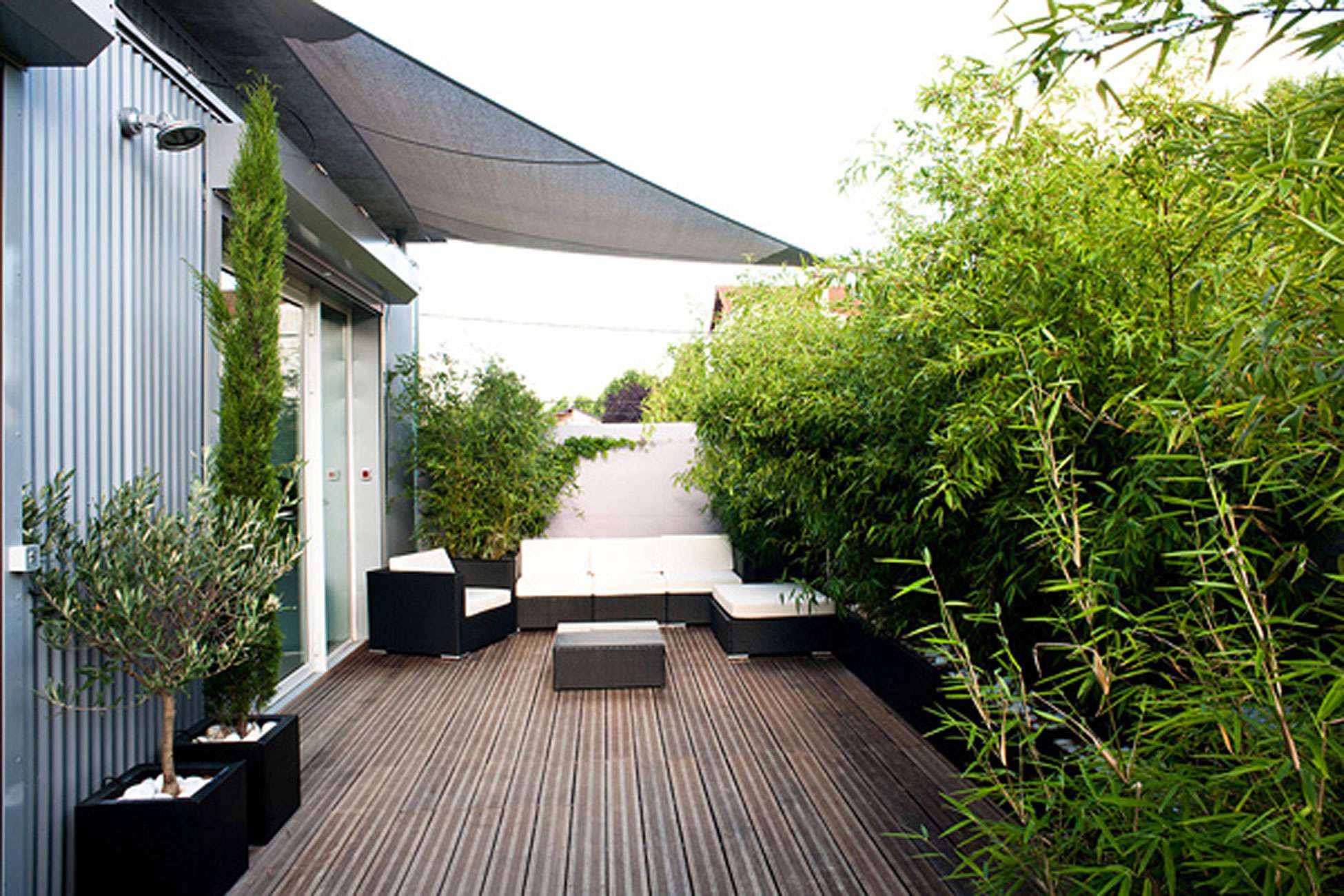 Terrace Garden Perfect Style New
