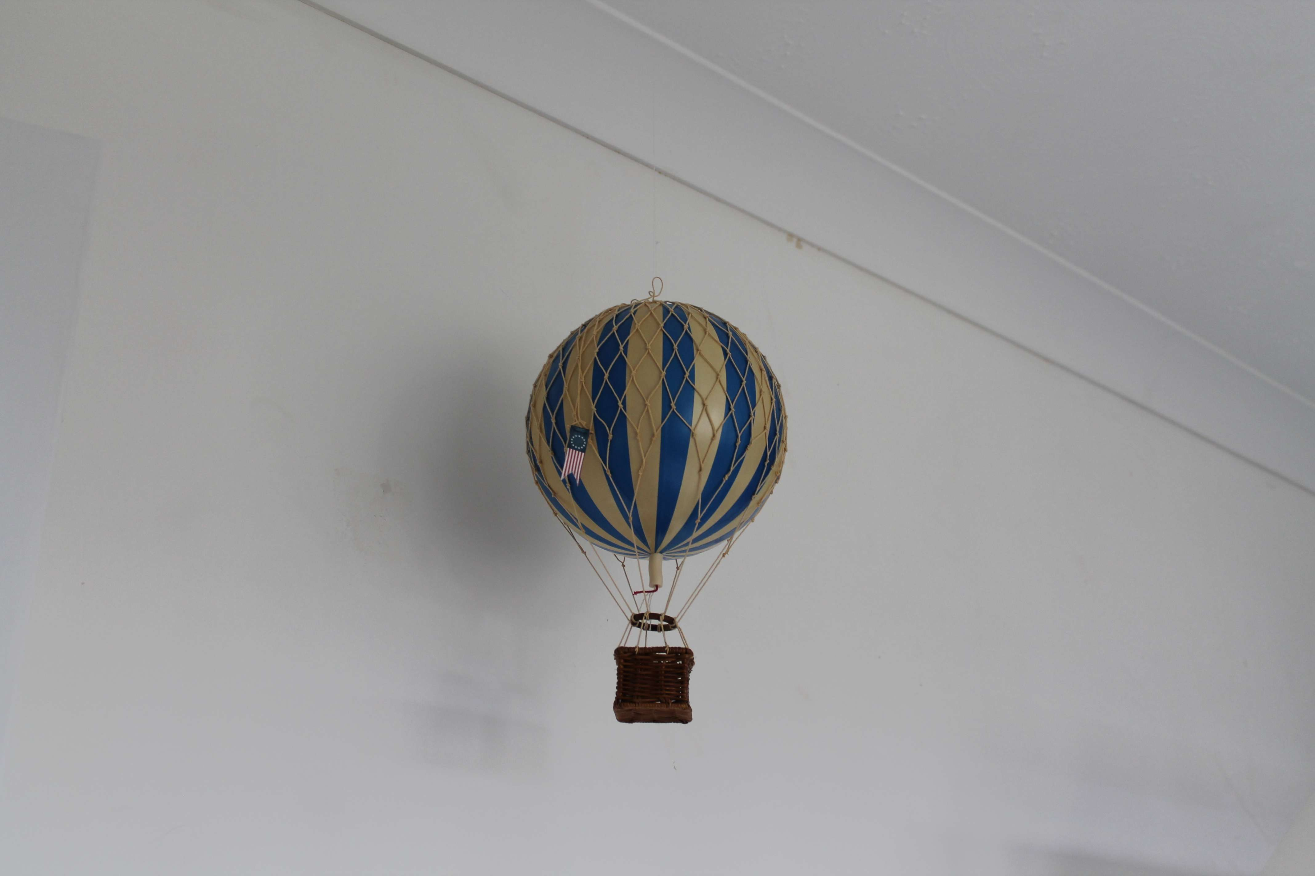 Themed Kept Their Hanging Hot Air Balloon Model John Lewis