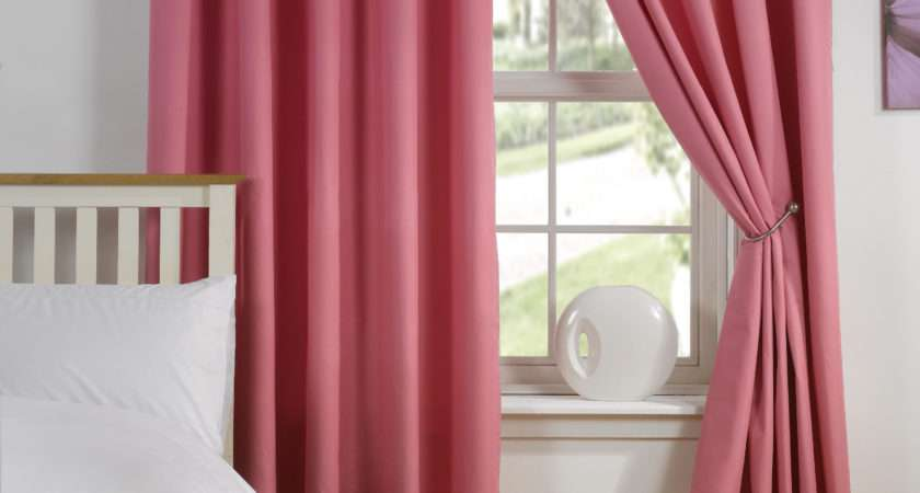 Thermal Backed Ready Made Curtains Lining Tape Top Range