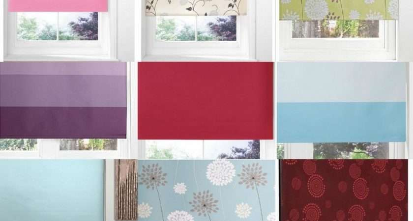 Thermal Blackout Roller Blinds Various Colours