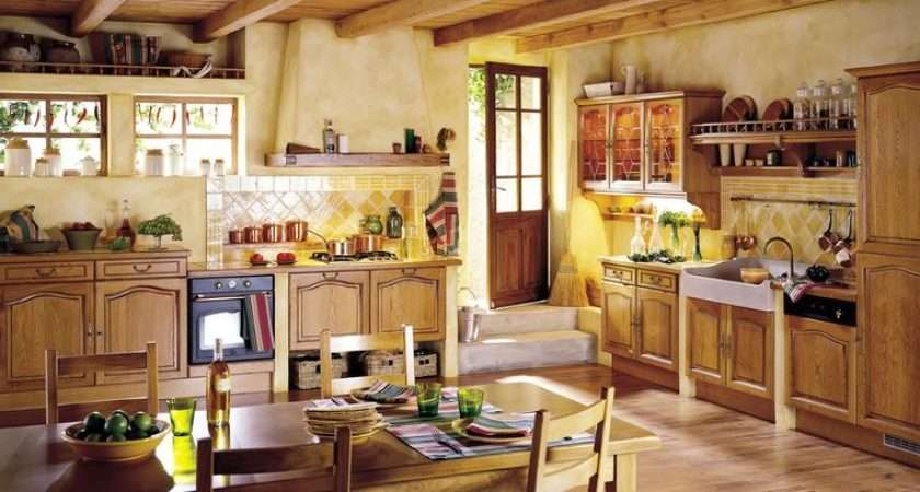 These Classic Style Kitchens Want Take Look