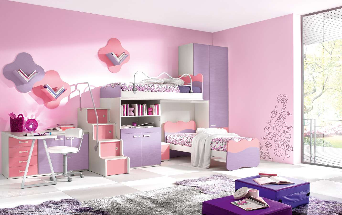 Things Before Decorate Teenage Girls Bedroom