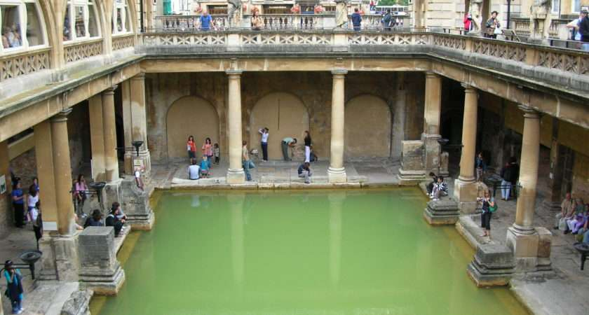 Things Historic City Bath British Travel