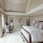 Things Take Very Soothing Feminine Look Master Bedroom