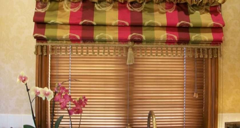 Those Would Like Learn Sew Roman Blinds