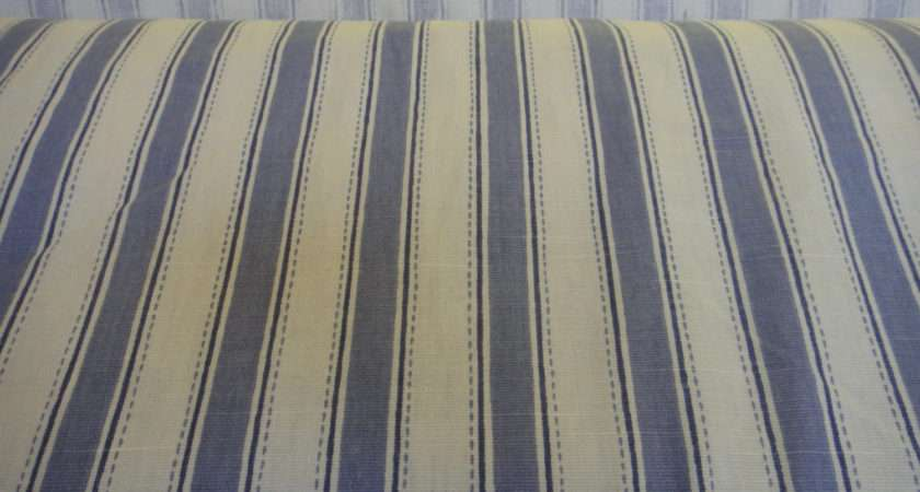 Ticking Fabric Teflon Treated Wide Cotton Fabricbistro
