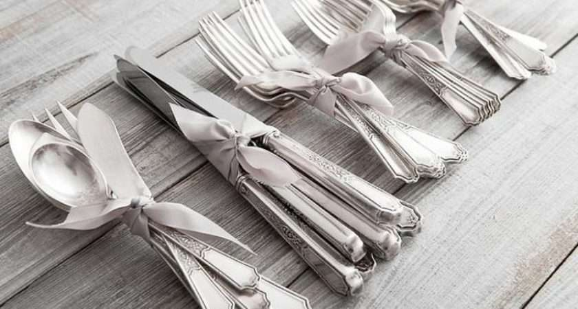 Tied Cutlery Reception Table Inspiration Lane Instagram