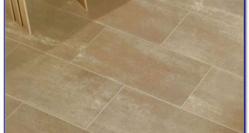 Tile Effect Laminate Flooring Homebase Tiles Home